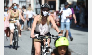 Verplicht in Gent-centrum en Merelbeke, maar niet in Latem: waar moet het mondmasker op?