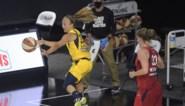 Wat een debuut voor Julie Allemand in WNBA: bijna triple-double in vierde match