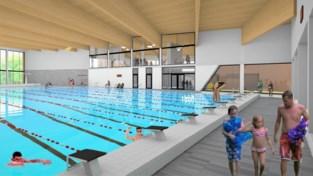 Bouw nieuw zwembad stapje dichter: openbaar onderzoek gestart, werken starten begin 2021