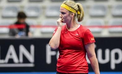 Ysaline Bonaventure sneuvelt in tweede kwalificatieronde van WTA-toernooi Palermo