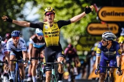 """Van Aert krijgt pure knechtenrol in de Tour bij Jumbo-Visma: """"Wout gaat enkel mee om onze kopmannen te helpen"""""""