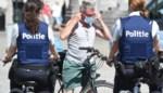 Zestien mensen zonder mondmasker beboet in Gent, meer dan dertig besmettingen