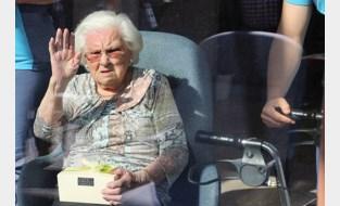 Lierse Julia Van Hool (111) oudste levende inwoner van ons land