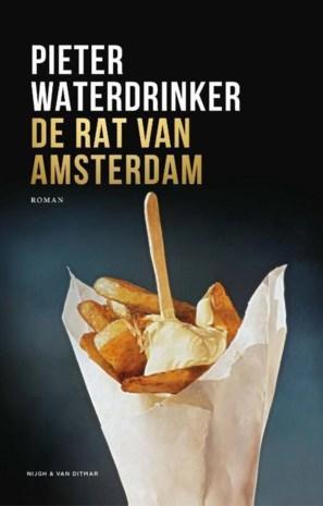 RECENSIE. 'De rat van Amsterdam' van Pieter Waterdrinker: Van het bloembollenrijk naar Putins Paradijs ***