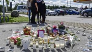 12-jarig meisje gedood door verdwaalde kogel bij schietpartij in Zweden