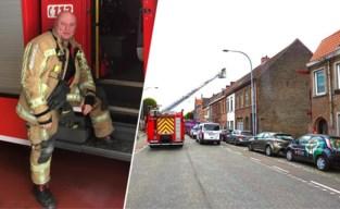 """Brandweerman Paul (49) krijgt oproep voor brand in ouderlijke woning: """"De rit erheen was zwaarder dan de interventie zelf"""""""