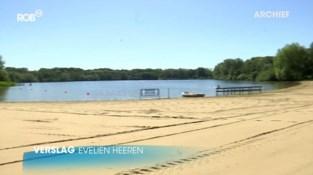 Al 64 wildzwemmers in 1 maand tijd beboet: politie controleert streng aan Plas van Rotselaar