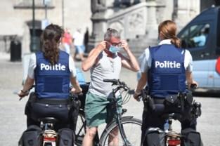 Geen mondmasker tijdens extreem zware arbeid in Heusden-Zolder