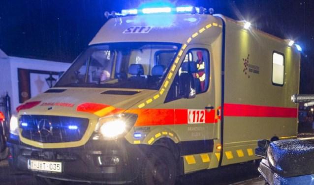 Kampenaar gewond bij ongeval in Achel
