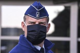 Brusselse politie stelde 152 processen-verbaal op voor niet dragen mondmasker