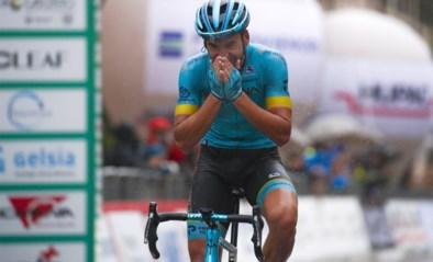 Gorka Izagirre wint uitgeregende Italiaanse koers Gran Trittico Lombardo, Greg Van Avermaet mee op het podium