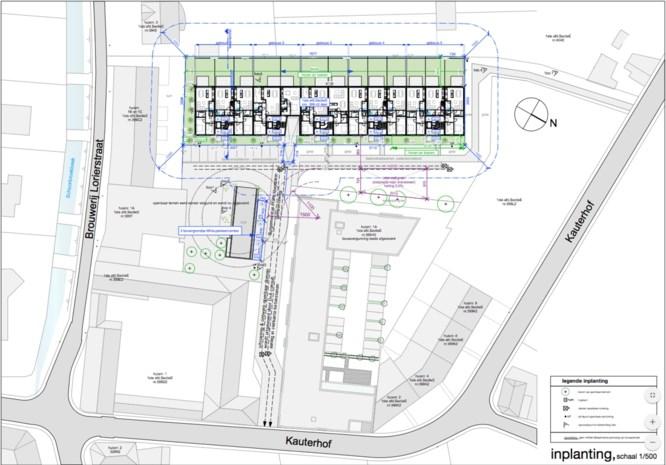 33 appartementen aan nieuw Frans Huonplein