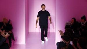 Burberry ontkent dat het ontwerper Riccardo Tisci op straat wil zetten