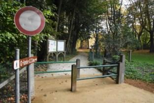 Politie legt kampvuur in Colomapark stil
