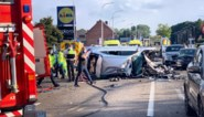 """Verbijstering na reeks zware ongevallen met spookrijder in Houthalen-Helchteren: """"Ik was volledig in shock. Een ravage was het"""""""
