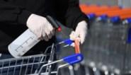 Je winkelkar ontsmetten: waarom dit volgens onderzoekers complete onzin is, maar Steven Van Gucht toch voorzichtig blijft
