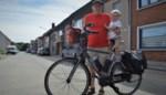"""Luc (57) zal 2.000 kilometer fietsen rond Benelux voor kleinzoon met ongeneeslijke spierziekte: """"Bij moeilijke momenten zal ik aan Stan denken"""""""