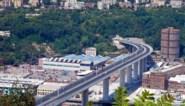 Nieuwe snelwegbrug in Genua ingehuldigd