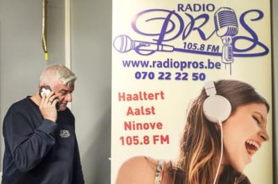 Bij gebrek aan eetfestijn houdt lokale radio dan maar taartenslag
