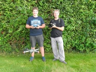 Vader en zoon genomineerd voor Franse natuurfotowedstrijd