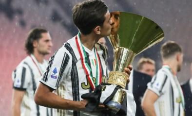 Paulo Dybala is de speler van het jaar in Italië, ook ploegmaat van Romelu Lukaku valt in de prijzen
