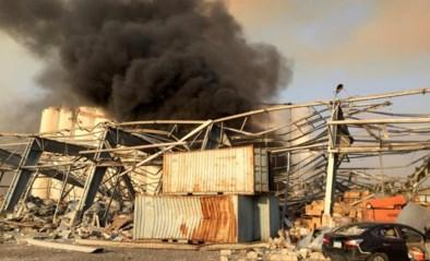 2.750 gewonden en minstens 50 doden bij enorme explosie in Beiroet, ook Belgische ambassade beschadigd