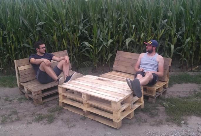 KLJ Oppuurs boekt succes met verkoop meubilair