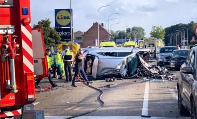 """Agent haalt uit naar filmende toeschouwers bij ongeval in Houthalen-Helchteren: """"Net aasgieren"""""""