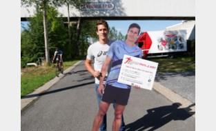 Train mee met tienkamper Thomas Van der Plaetsen en steun fonds voor ex-kankerpatiënten