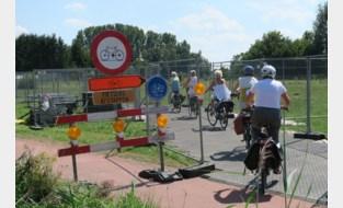 Tien kilometer omrijden voor werken aan Keerbaan: rioolbuis omgebouwd tot transportleiding voor drinkwater