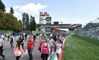 Formule 1-piloten krijgen slechts één vrije oefensessie op circuit van Imola