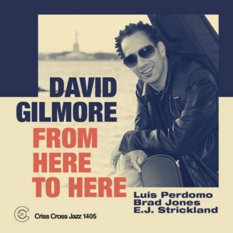 RECENSIE. 'From here to here' van David Gilmore: Rechttoe rechtaan***