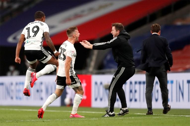 Fulham en Denis Odoi verzekeren zich van jackpot met promotie naar de Premier League