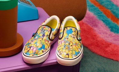 Vans viert dertig jaar 'The Simpsons' met collectie