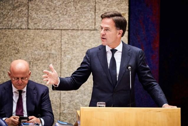 Nederlandse Premier Rutte Geeft Donderdag Een