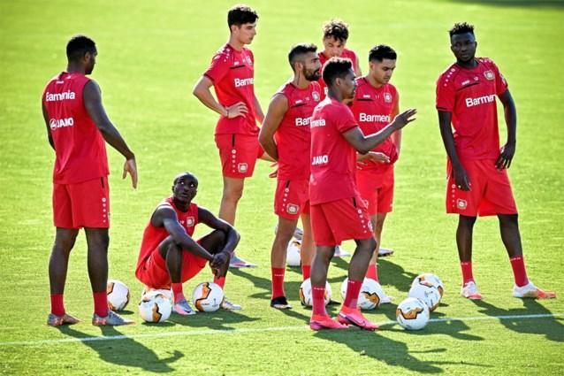 Leverkusen plaatst middenvelder in quarantaine, twee dagen voor EL-return tegen Rangers