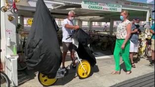 """Velodroom viert 750ste verjaardag van badstad met wel heel speciale fiets: """"Eentje voor een typisch Belgische zomer"""""""