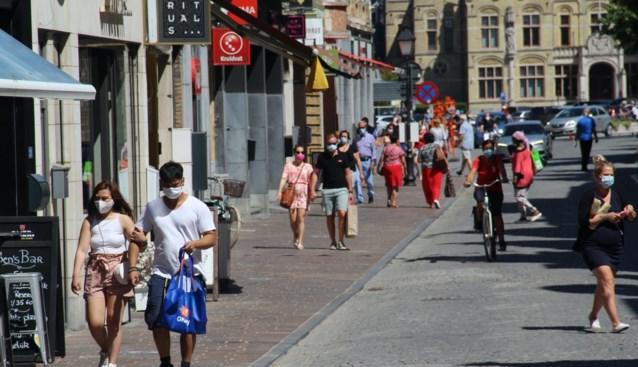 Mondmasker voortaan verplicht op zak in hele politiezone