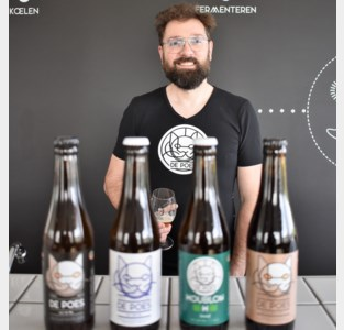 De Poes kaapt drie keer goud weg op bierfestival