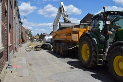 Nieuwe fase verbeteringswerken Fabriekstraat opgestart