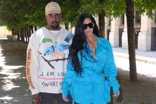 """Kim Kardashian wil huwelijk met Kanye West redden """"voor de kinderen"""""""