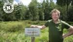Groeten uit het heidereservaatje in Torhout, waar Bart (57) volledig tot rust komt