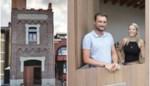 Leen en Robbe bouwden elektriciteitstoren om tot moderne woning… maar elektriciteit moest nog aangelegd worden