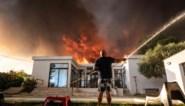 Kustcampings in buurt van Marseille geëvacueerd wegens branden
