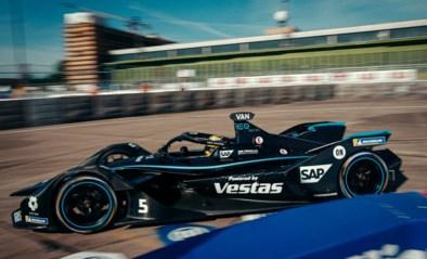 Stoffel Vandoorne finisht na sterke inhaalrace als zesde tijdens eerste Formule E-race in Berlijn