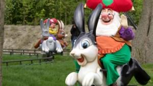 Geen shows en events in Plopsa-parken tot einde herfstvakantie