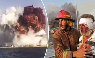Waanzinnige explosie dompelt Beiroet in rouw: minstens 78 doden en 4.000 gewonden