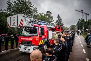 Brandweermannen Chris en Benni worden volgende week dinsdag herdacht