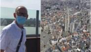 """Gentenaar Wim Backx schrijft ode aan Antwerpen: """"Het blijft een mooie en levendige stad"""""""