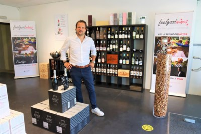 Feelgoodwines lanceert pop-up in de Lostraat
